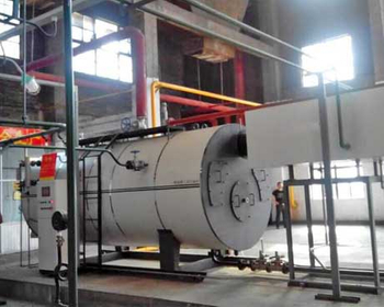 Oil Boiler for Corrugated Paper Line